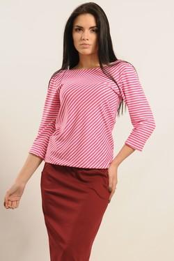 "Блуза ""Сити"" розовый"