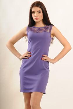 """Платье """"Кашибо"""" фиолет"""