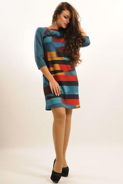 """Платье """"Африка-Софт"""" полоса"""