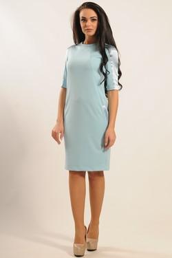 """Платье """"Ким"""" голубой"""