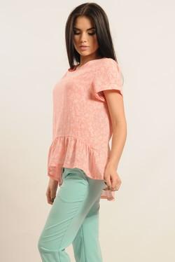 "Блуза ""Бейлиз"" розовый"