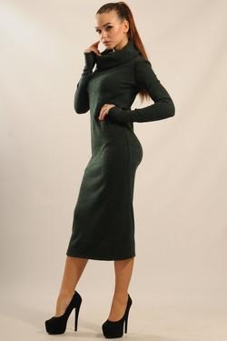 """Платье """"Арктика"""" зеленый"""
