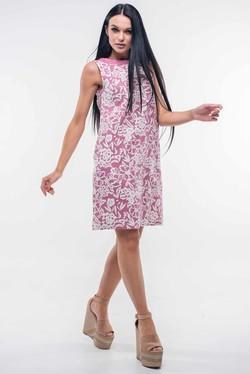 """Платье """"Отти"""" розовый"""
