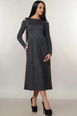 """Платье """"Венди"""" темно-синий"""