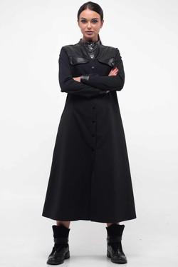 """Платье """"Курт"""" черный"""