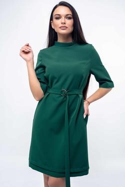 """Платье """"Юка"""" зеленый"""