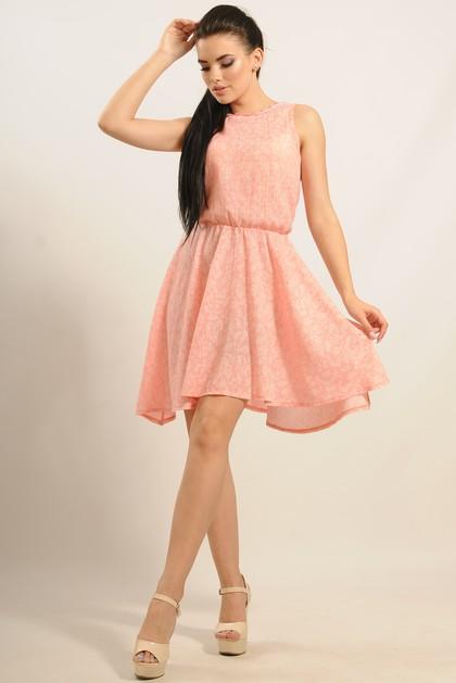 """Платье """"Тиара"""" розовый"""
