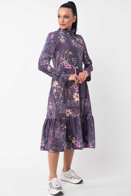 """Платье """"Рут"""" фиолет"""