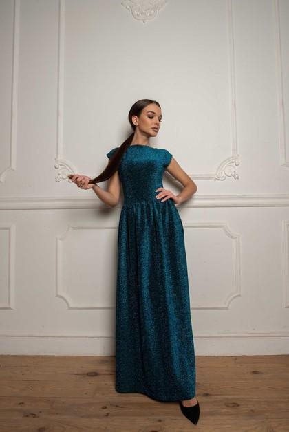"""Платье """"Мирелла"""" голубой"""