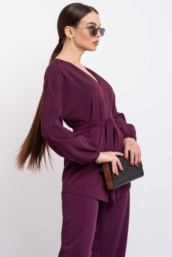 "Блуза ""Шер"" фиолет"