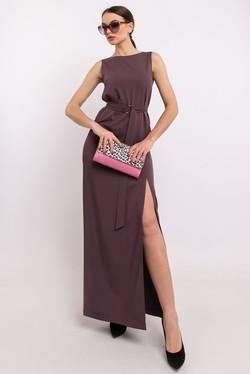 """Платье """"Линдси"""" слива"""