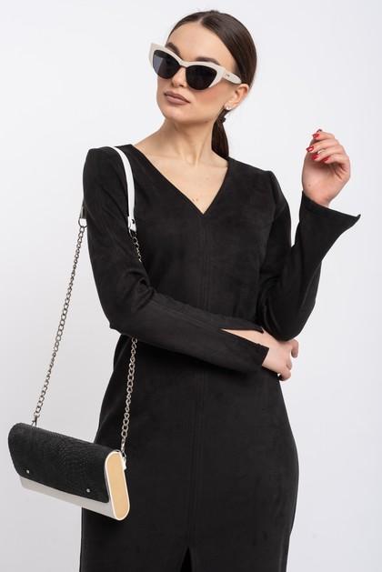 """Платье """"Линнея"""" черный"""