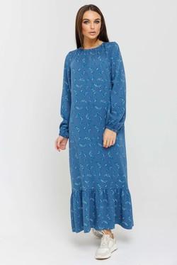 """Платье """"Дания"""" джинсовый"""